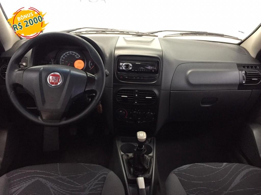 Imagem do veículo SIENA 1.4 MPI EL 8V FLEX 4P MANUAL + ARCOND + DIR HID + TRIO ELE !!!