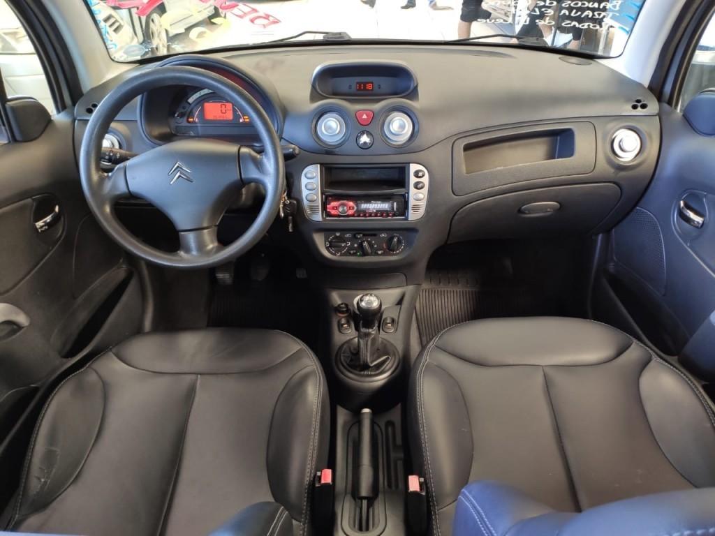 Imagem do veículo CITROËN C3 1.4 i glx 8v flex manual 2012 - ÚNICA DONA C/ COURO - APENAS 63 MIL KM!!