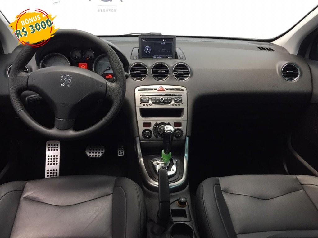 Imagem do veículo 408 2.0 GRIFFE 16V FLEX 4P AUTOMÁTICO + TETO SOLAR !!!