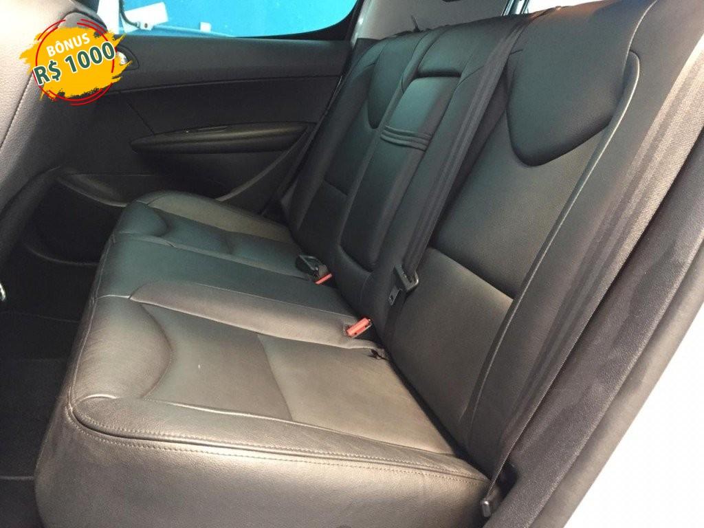 Imagem do veículo 308 1.6 GRIFFE THP 16V GASOLINA 4P AUTOMÁTICO + TETO PANORAMICO !!!