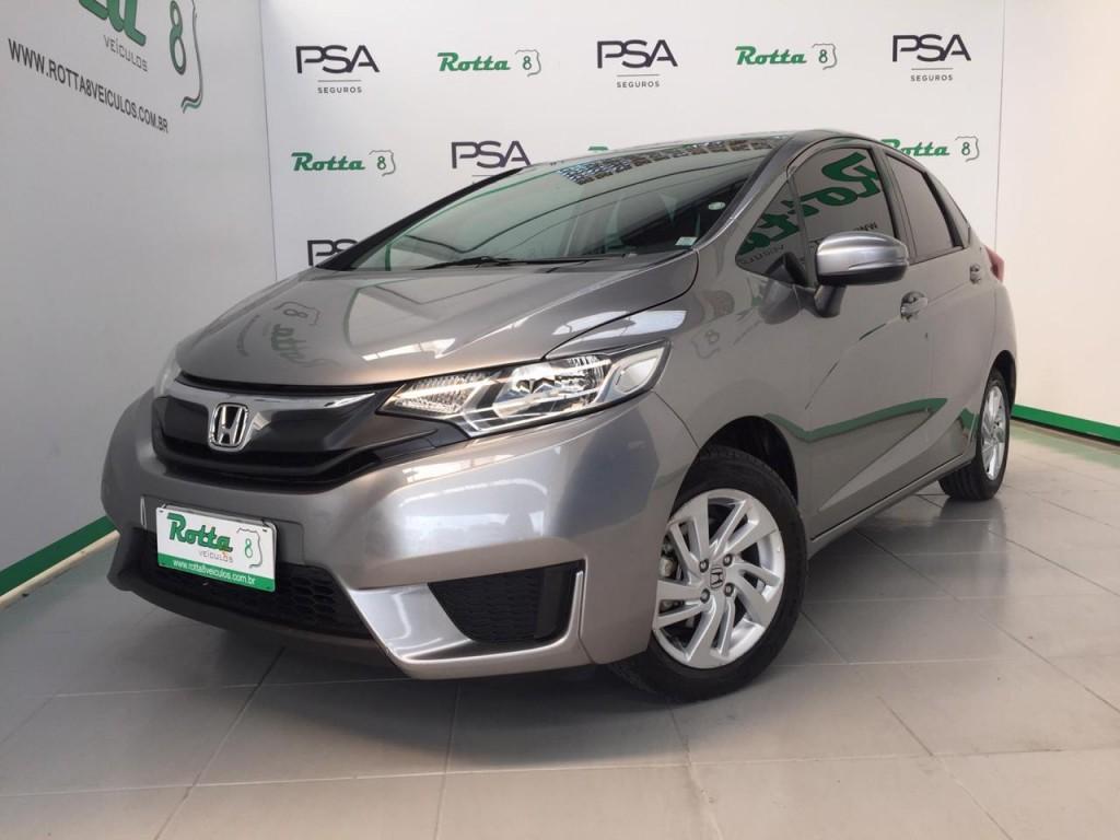 HONDA FIT 1.4 LX 16V FLEX 4P AUTOMÁTICO !!!