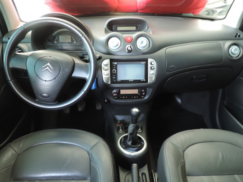 Imagem do veículo CITROËN C3 1.6 EXCLUSIVE 16V FLEX MANUAL