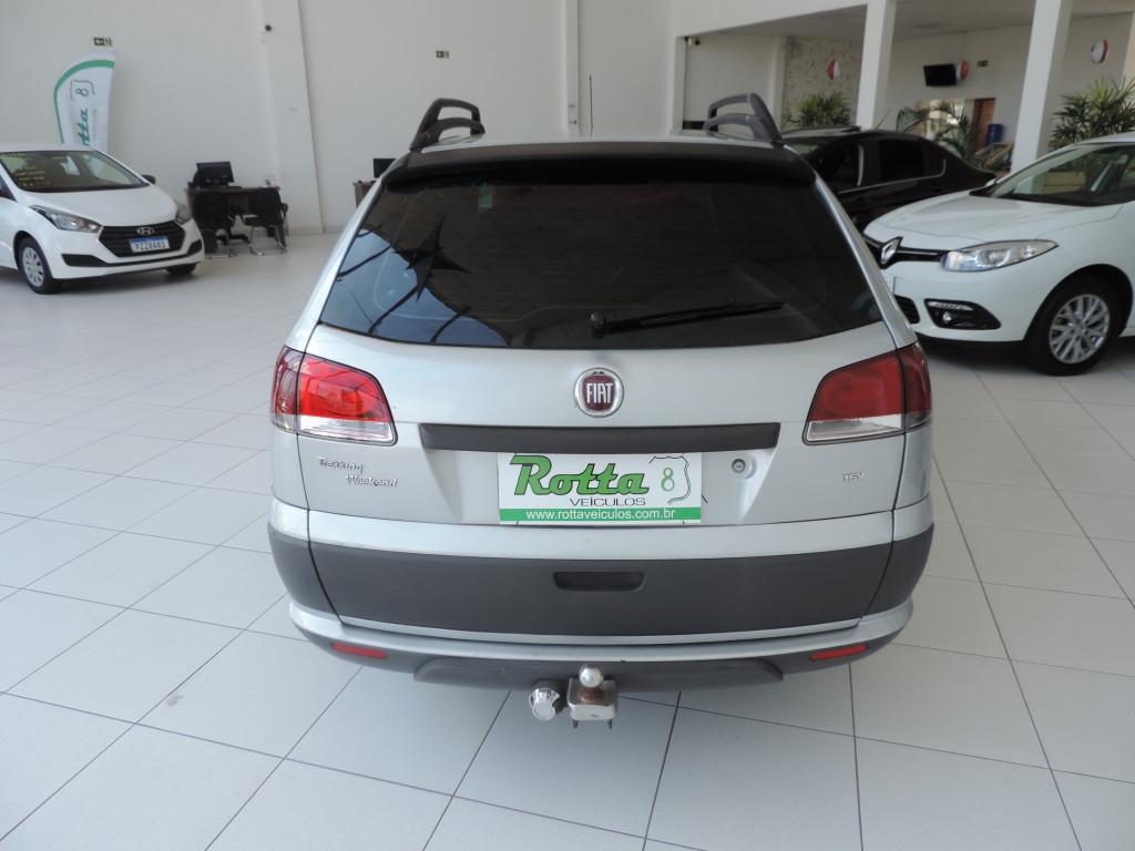 Imagem do veículo FIAT PALIO 1.6 TREKKING WEEKEND 16V FLEX MANUAL!!!
