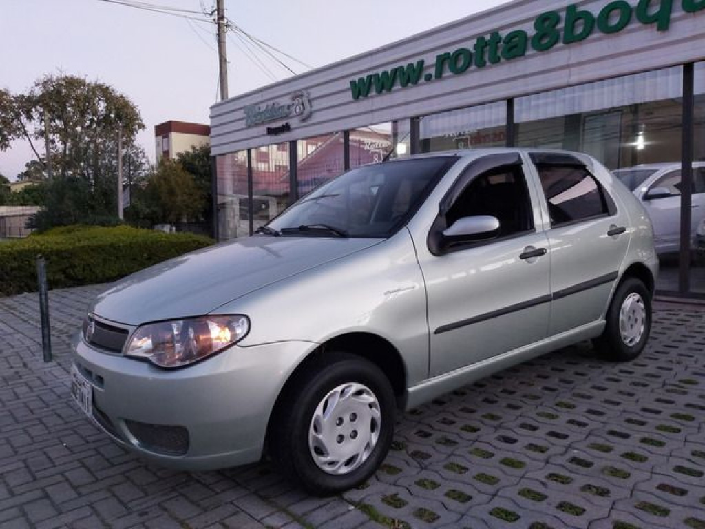 Imagem do veículo FIAT PALIO 1.0 MPI FIRE CELEBRATION 8V FLEX 4P MANUAL