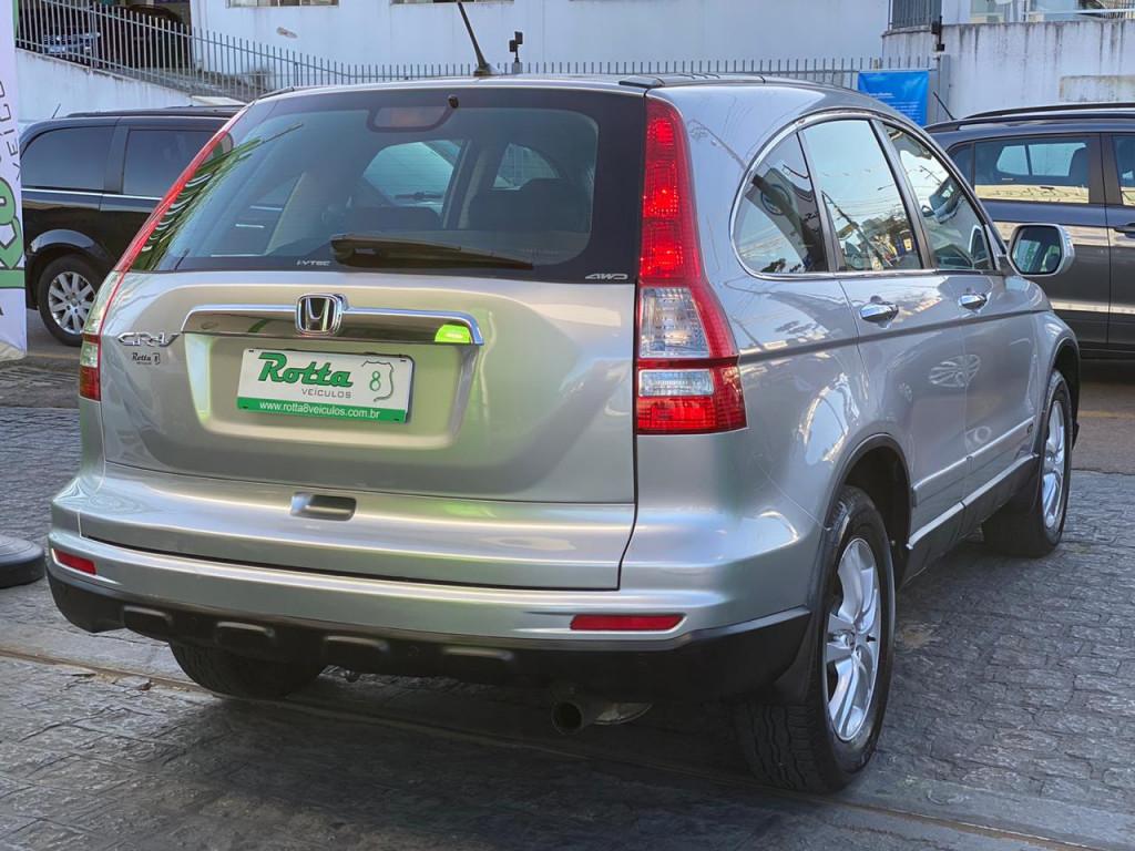 Imagem do veículo HONDA CRV 2.0 EXL 4X4  AUTOMÁTICO