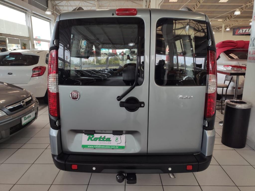 Imagem do veículo FIAT DOBLÒ 1.4 8V FLEX 2010 - O MELHOR ESPAÇO INTERNO!