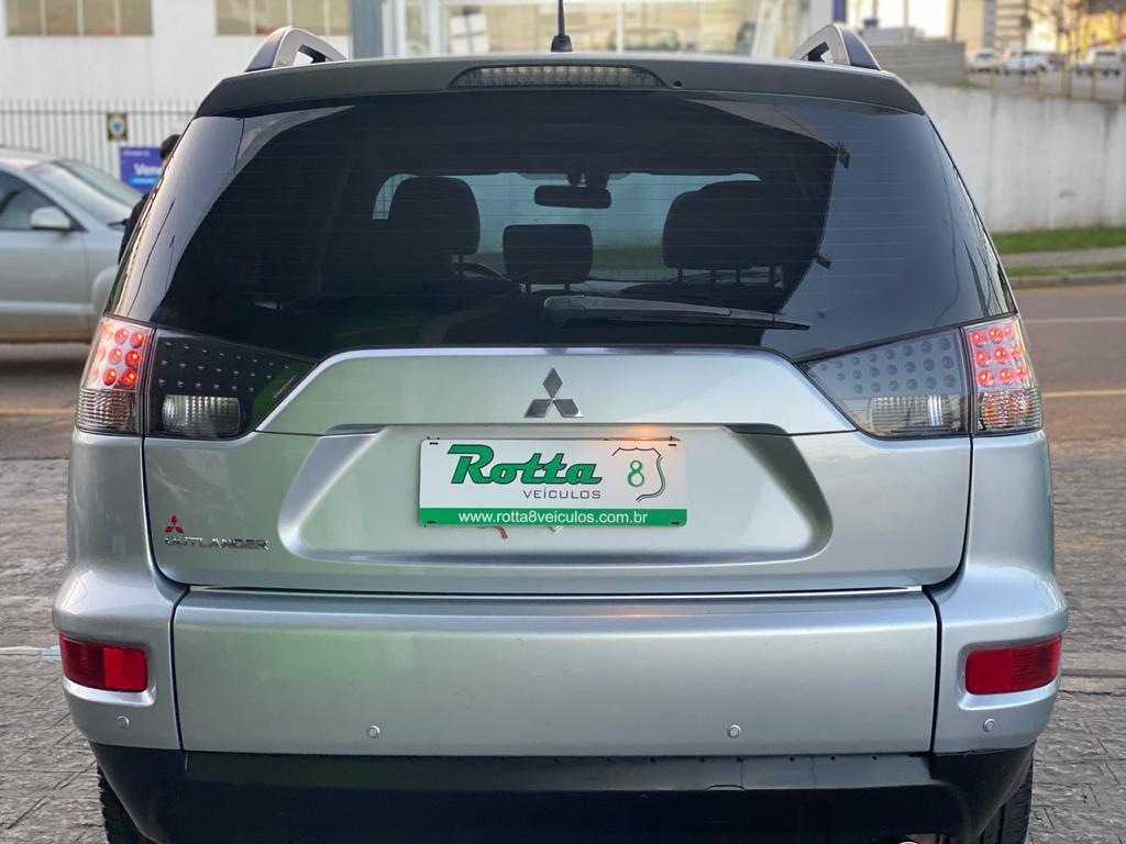 Imagem do veículo MITSUBISHI OUTLANDER 2.0  GASOLINA 4P AUTOMÁTICO **ÓTIMO ESTADO DE CONSERVAÇÃO**