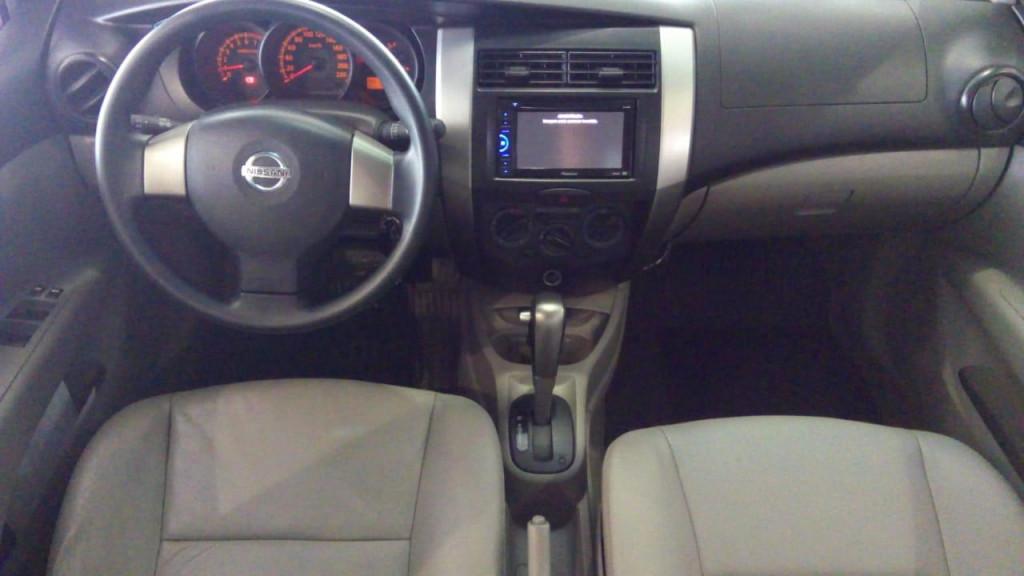 Imagem do veículo LIVINA 1.8 S 16V FLEX 4P AUTOMÁTICO