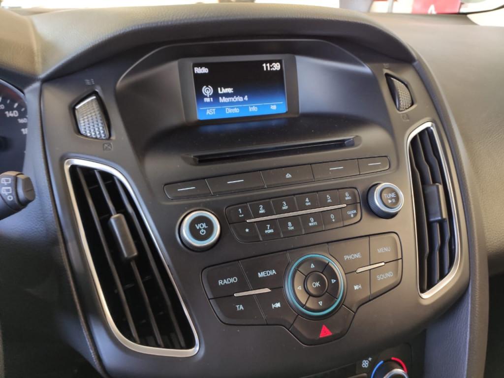 Imagem do veículo FORD FOCUS 2.0 SE PLUS 16V FLEX 4P AUTOMÁTICO 2016 - ÚNICA DONA - LINDO!!