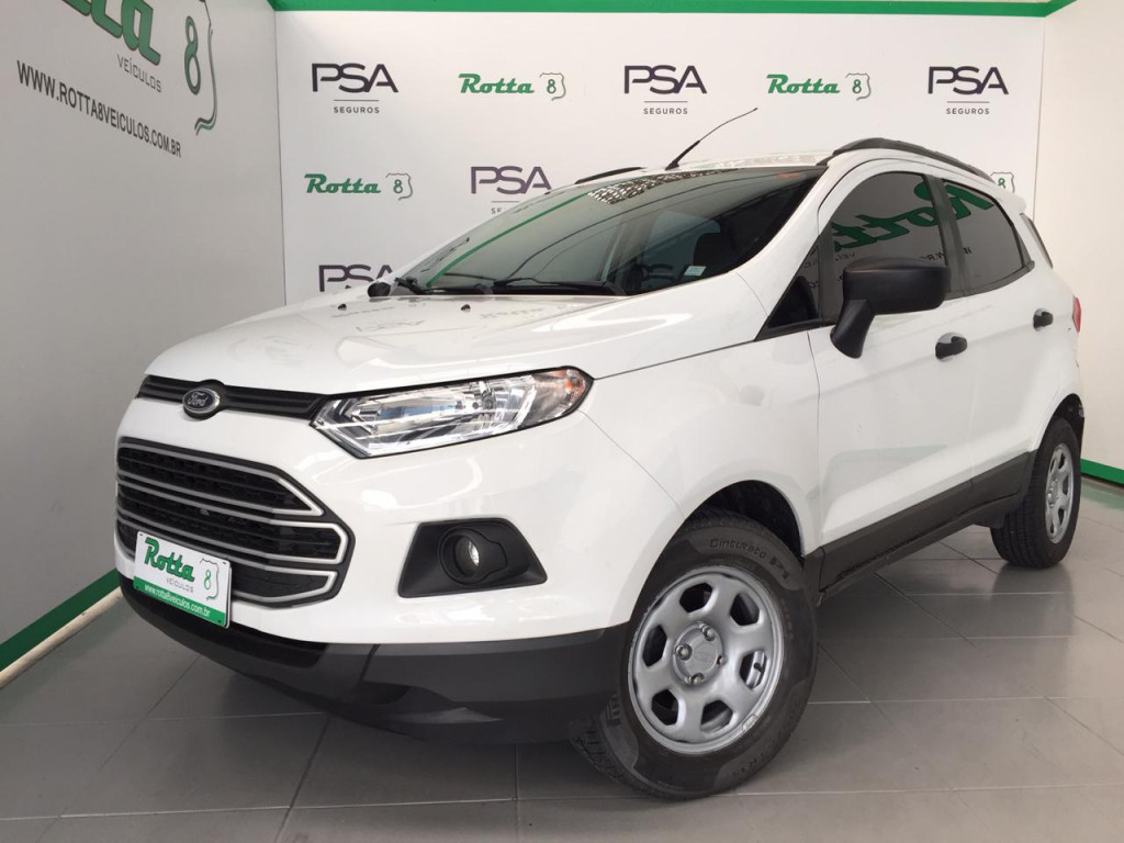 ECOSPORT 1.6 FREESTYLE 16V FLEX 4P MANUAL - COM APENAS 67 MIL KM !!!
