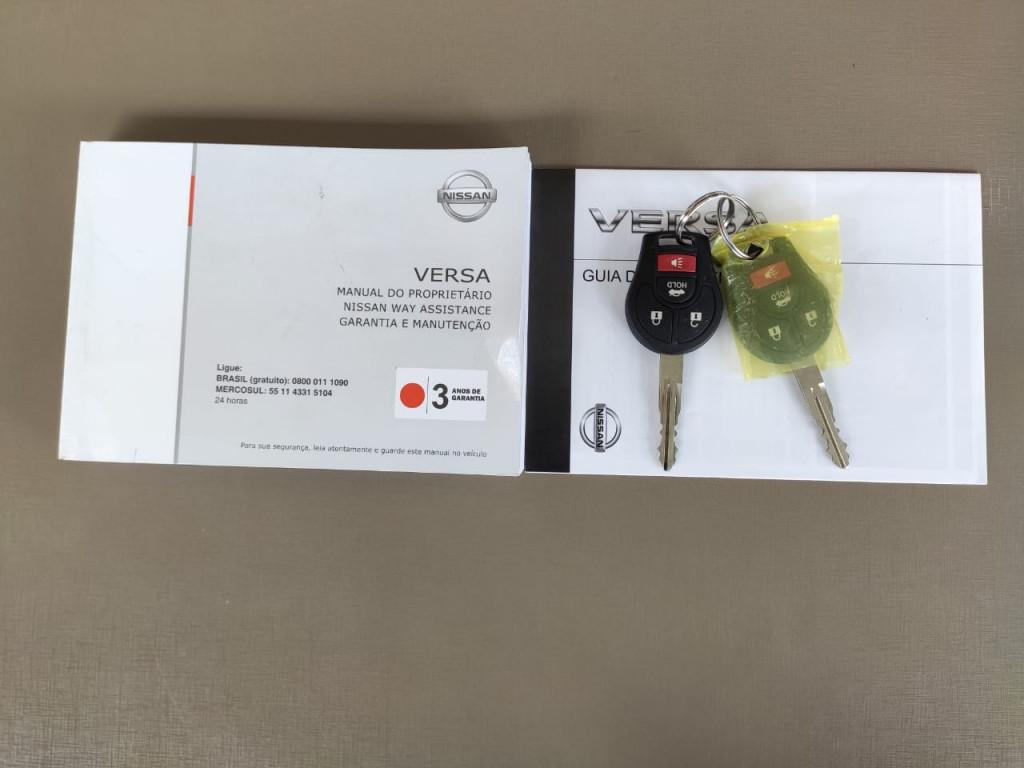 Imagem do veículo NISSAN VERSA 1.6 FLEXSTART SV MANUAL 2019 - ÚNICO DONO!!