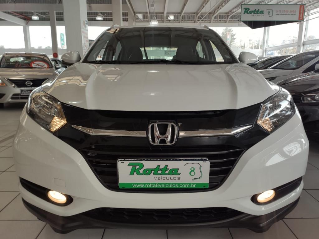 HONDA HR-V EX 1.8 FLEX AUTOMÁTICO CVT 2016 - IMPECÁVEL APENAS 43 MIL KM!!