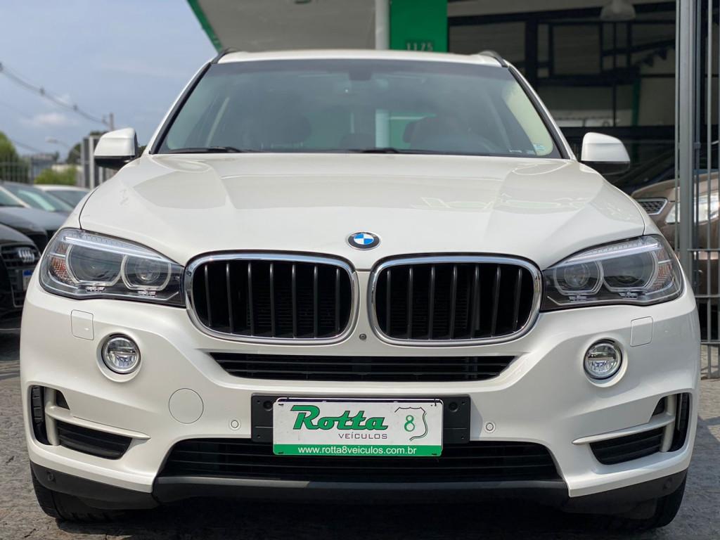 BMW X5 3.0 4X4 30D  TURBO DIESEL  AUTOMÁTICO -  TETO SOLAR !!