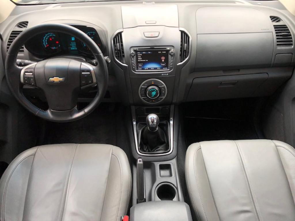Imagem do veículo CHEVROLET S10 2.4 LTZ 4X2 CD  FLEX 4P MANUAL**EXCELENTE ESTADO DE CONSERVAÇÃO**