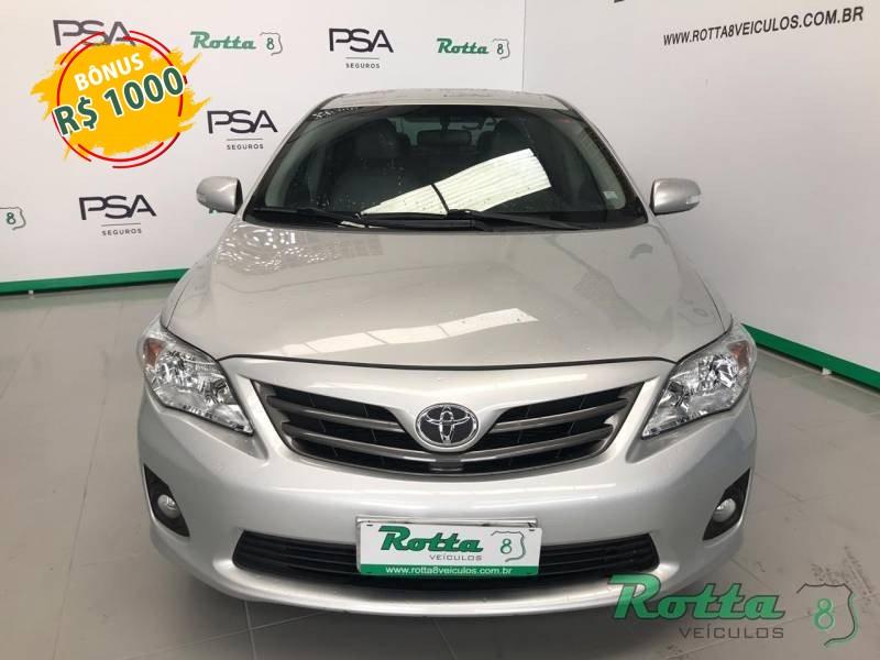 Imagem do veículo Toyota Corolla XEI 2.0 - 2013