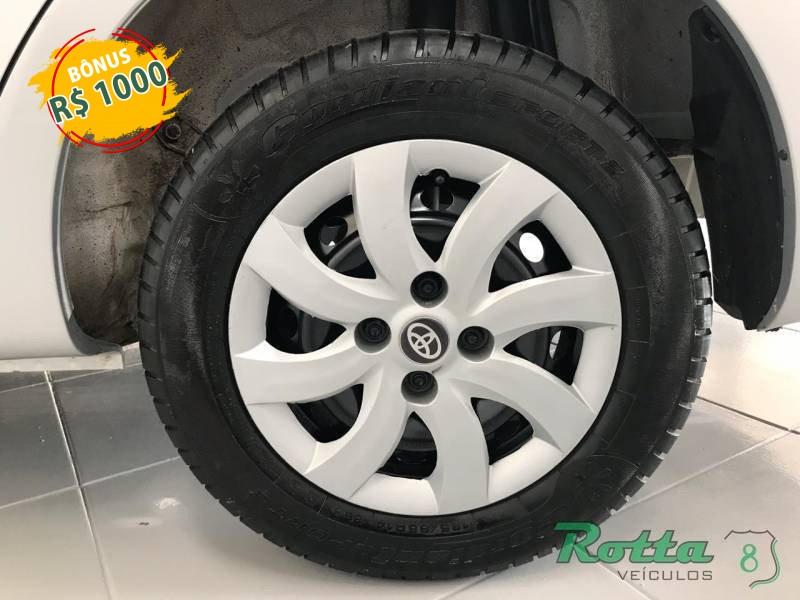 Imagem do veículo Toyota Etios X Sedan 1.3 - 2013