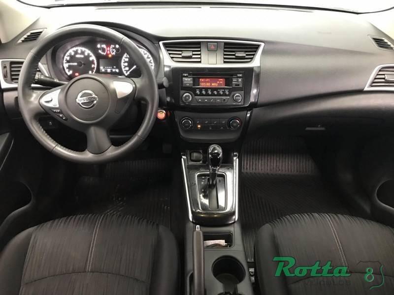 Imagem do veículo Nissan Sentra S 2.0 - Cinza - 2017