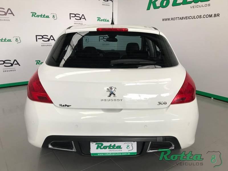 Imagem do veículo Peugeot 308 Allure 2.0 - 2014