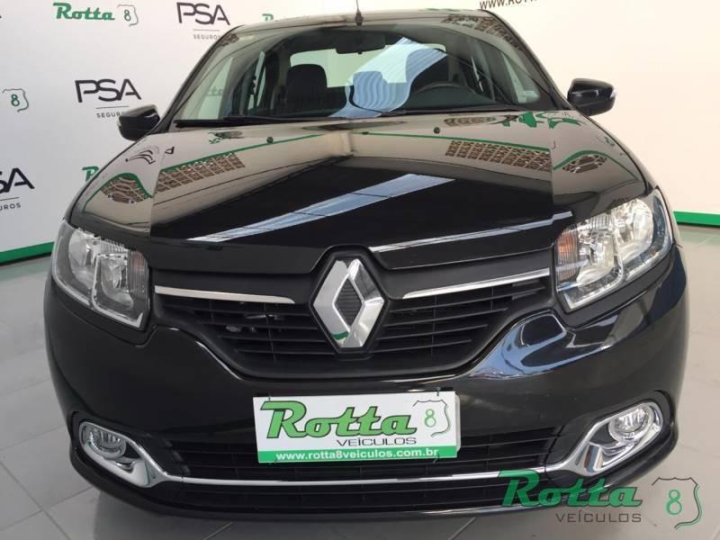 Imagem do veículo Renault Logan Expression 1.6 - Preto - 2015