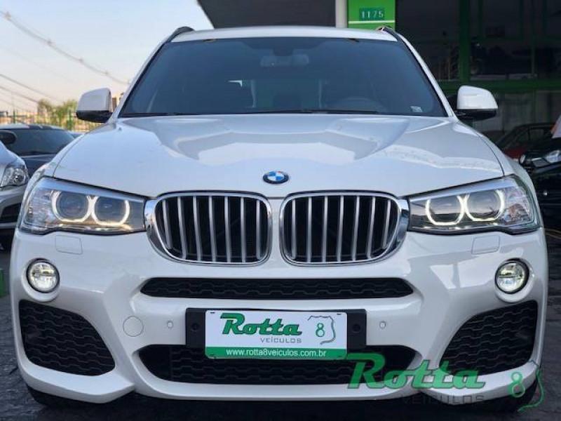 BMW X3 3.0 xDrive35i M Sport - BI-TURBO - EXCELENTE ESTADO DE CONSERVAÇÃO!!!