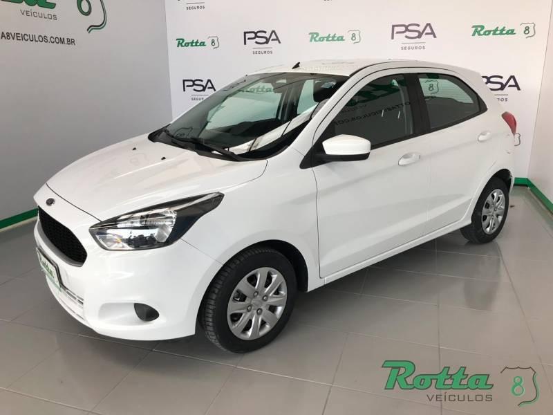 Ford Ka SE 1.0 - confira possivel aprovação 100% !!!