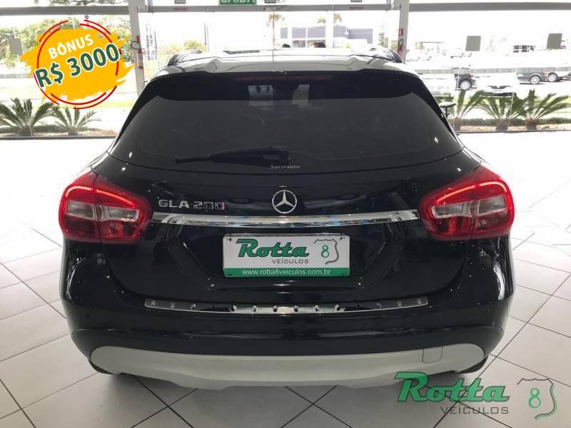 Imagem do veículo Mercedes GLA 200 1.6 Sport - Preto - 2017
