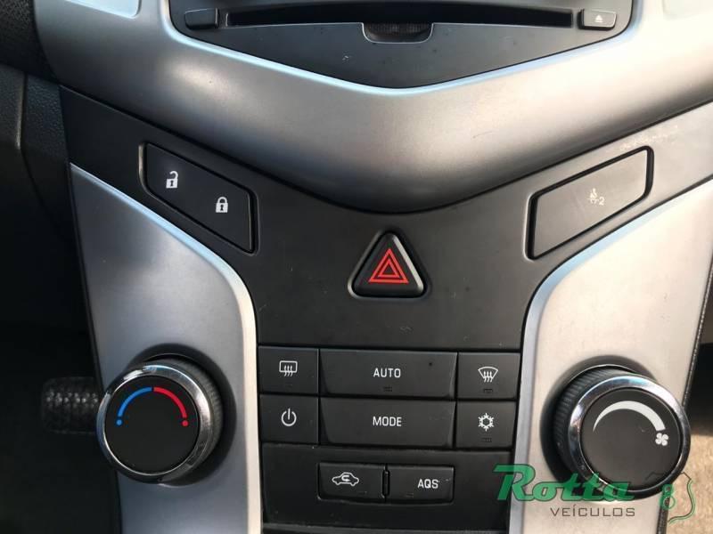 Imagem do veículo Chevrolet Cruze LT 1.8 - Cinza - 2013