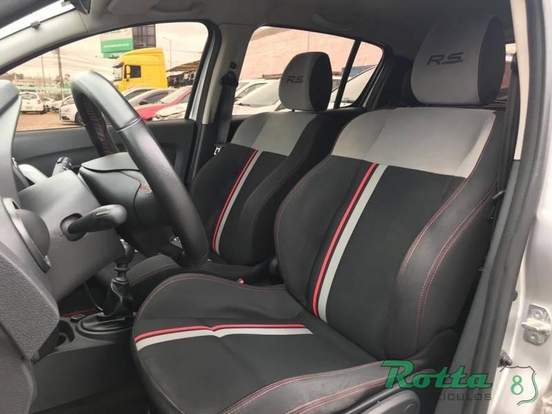 Imagem do veículo Renault Sandero RS 2.0 - Prata - 2016