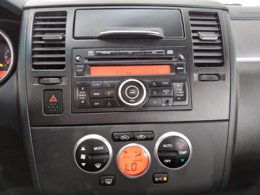 Imagem do veículo TIIDA 1.8 sl 16v flex 4p automatico + TETO SOLAR