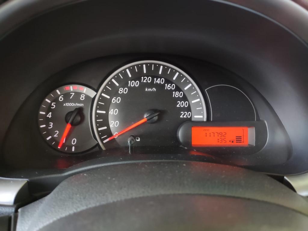 Imagem do veículo NISSAN MARCH 1.6 SR 16V FLEX 4P MANUAL 2012 - SEGUNDA DONA - LINDO HOT HATCH!!