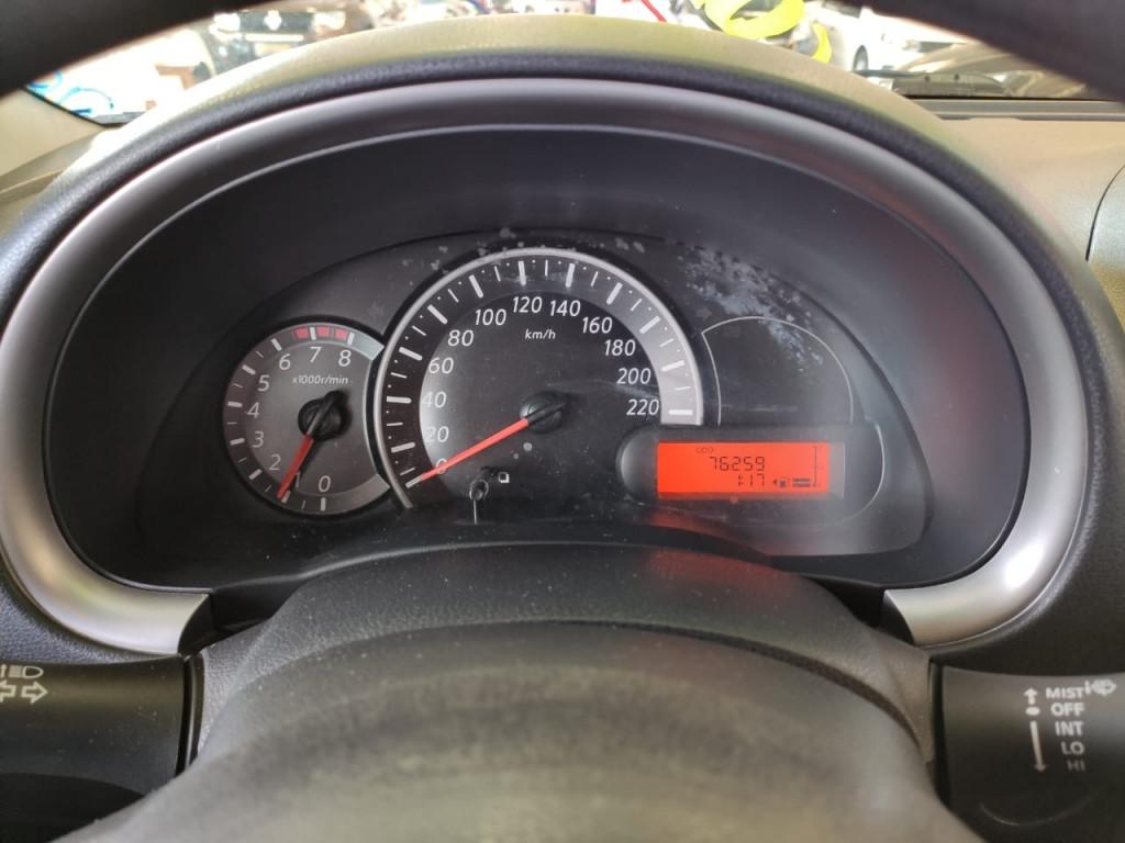 Imagem do veículo NISSAN MARCH 1.0 16V FLEX 2014 - SEGUNDO DONO + AR CONDICIONADO E DIREÇÃO + IMPECÁVEL ESTADO!!