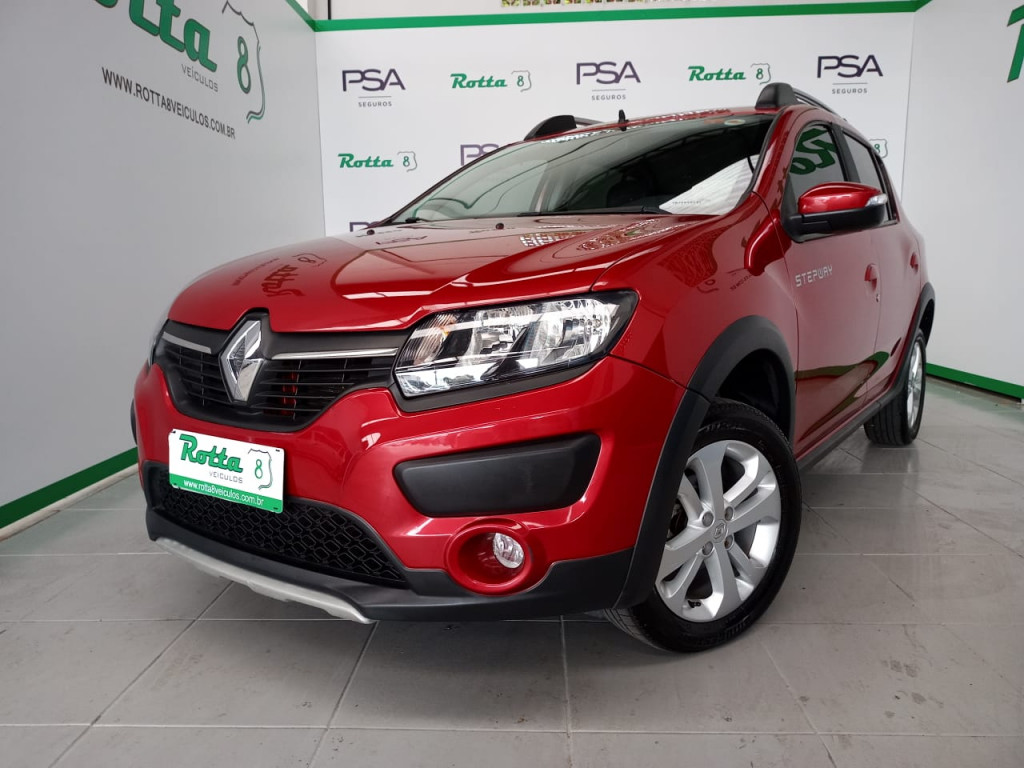 SANDERO 1.6 16V SCE FLEX STEPWAY EASY-R