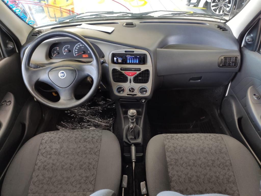 Imagem do veículo FIAT SIENA 1.0 MPI FIRE CELEBRATION 8V FLEX 2007 - COMPLETO - RELÍQUIA!!