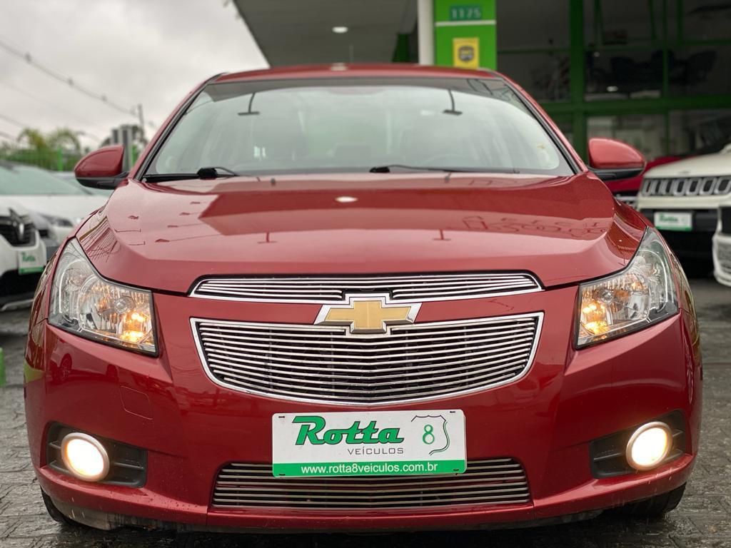 CHEVROLET CRUZE 1.8 LTZ 16V FLEX 4P AUTOMÁTICO**ABSURDO ESTADO DE CONSERVAÇÃO**