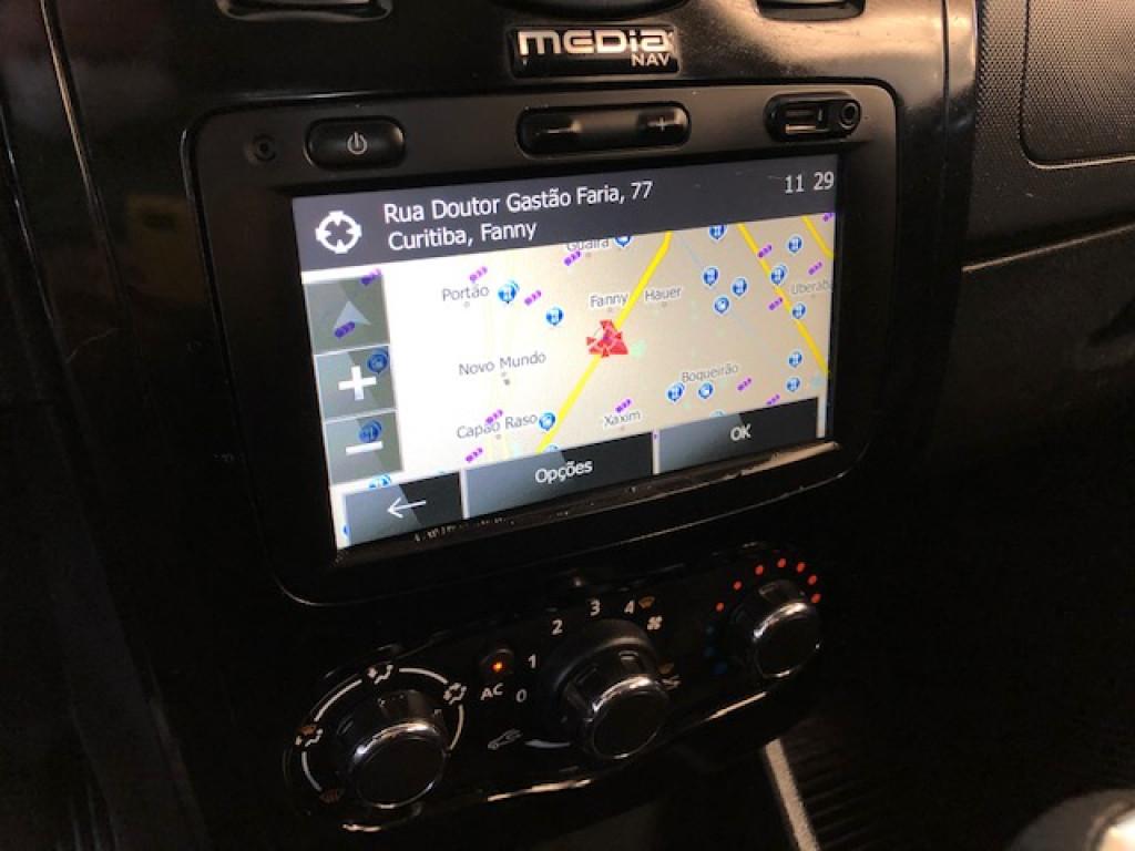 Imagem do veículo Renault Sandero 1.6 Stepway 2013 C/ Media Nav + AIR BAG DUPLO e ABS + Lindo E Super Revisado!