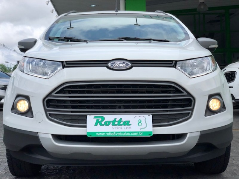 ECOSPORT 1.6 FREESTYLE 16V FLEX  MANUAL - APENAS 18 MIL KM!!!