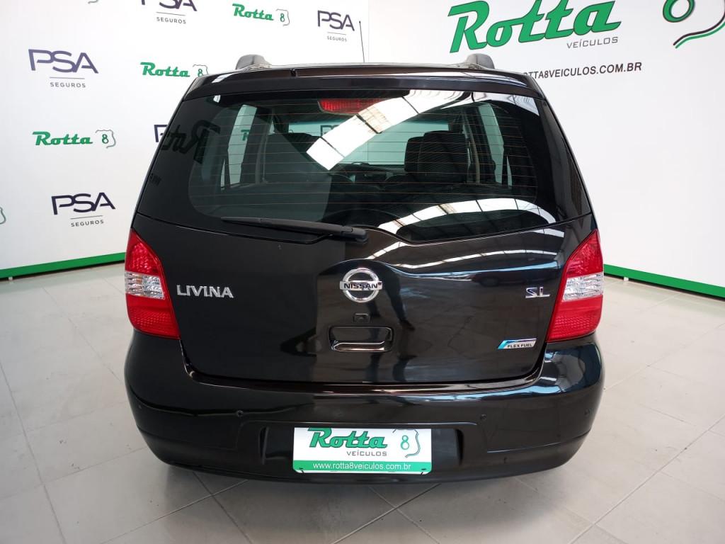 Imagem do veículo LIVINA 1.8 SL 16V FLEX 4P AUTOMÁTICO