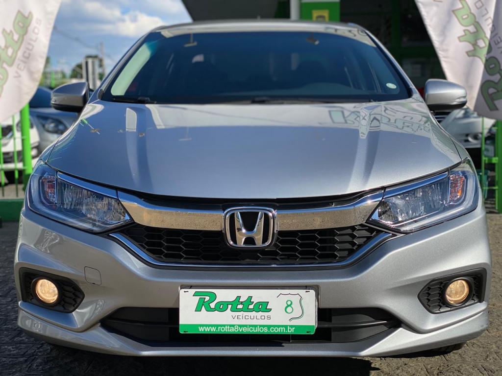HONDA CITY 1.5 EXL 16V FLEX 4P AUTOMÁTICO**ABSURDAMENTE NOVO**APENAS 18MIL KM RODADOS