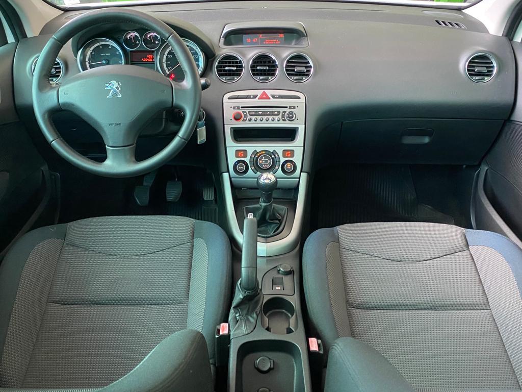 Imagem do veículo PEUGEOT 308 1.6 ACTIVE  COM TETO SOLAR - ABSURDO ESTADO DE CONSERVAÇÃO!!!