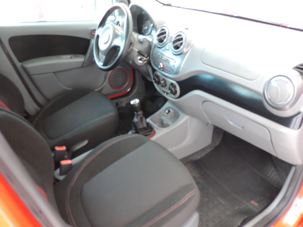 Imagem do veículo FIAT PALIO 1.6 MPI SPORTING 16V FLEX 4P MANUAL