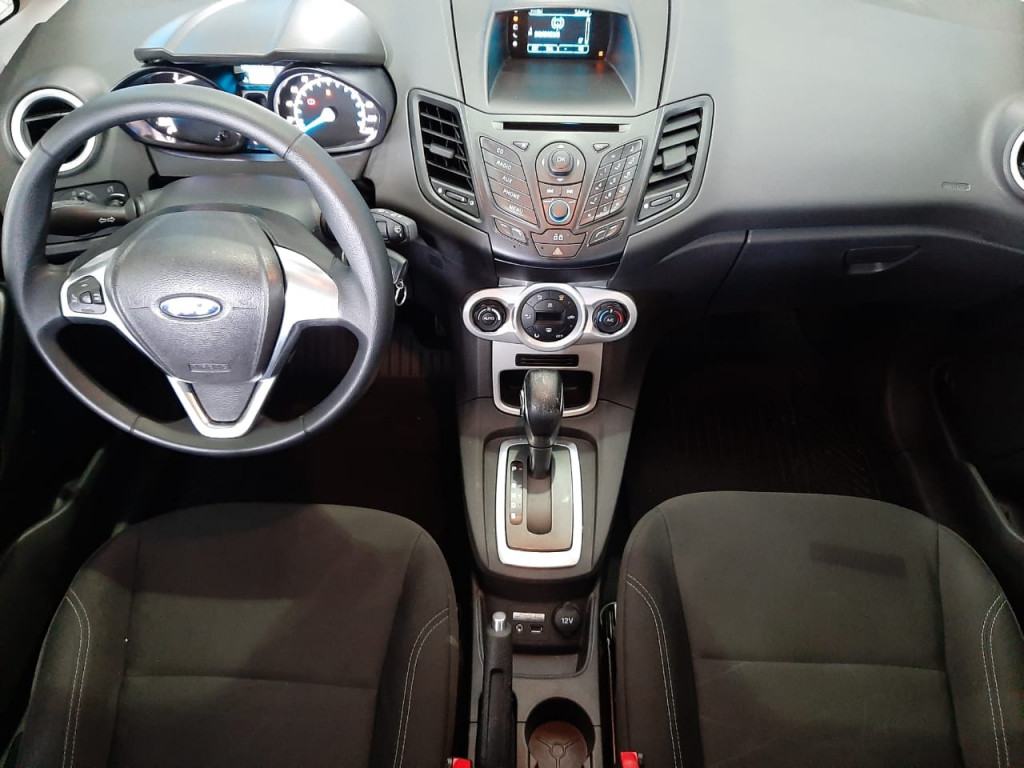 Imagem do veículo FIESTA 1.6 SE HATCH 16V FLEX 4P AUTOMÁTICO