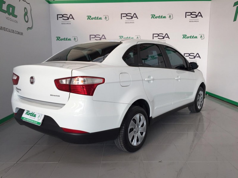 Imagem do veículo FIAT GRAND SIENA 1.4 MPI ATTRACTIVE 8V FLEX 4P MANUAL