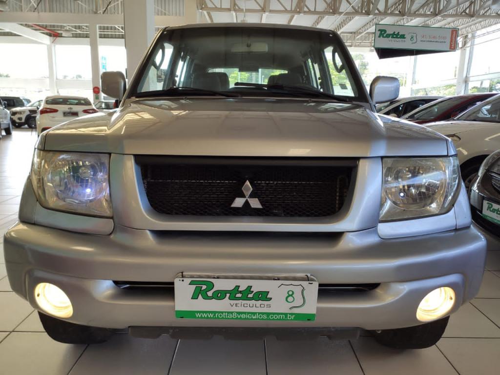MITSUBISHI PAJERO TR4 2.0 4X4 16V 131CV GASOLINA 4P MANUAL - MUITO BONITA - RARO ESTADO!