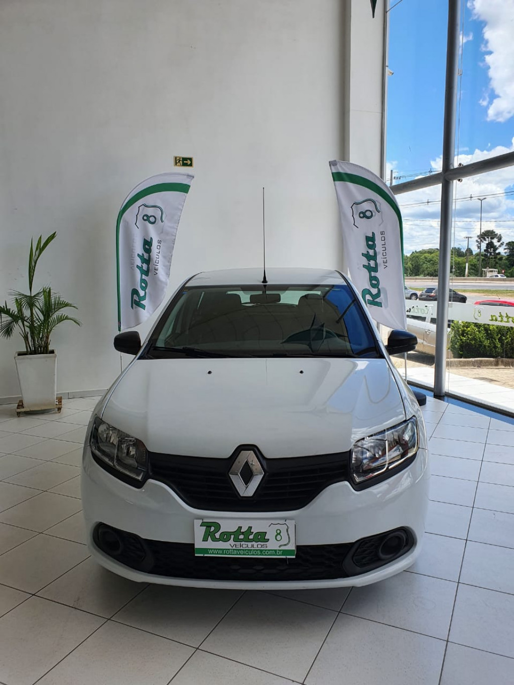 Imagem do veículo RENAULT SANDERO 1.0 12V SCE FLEX AUTHENTIQUE MANUAL