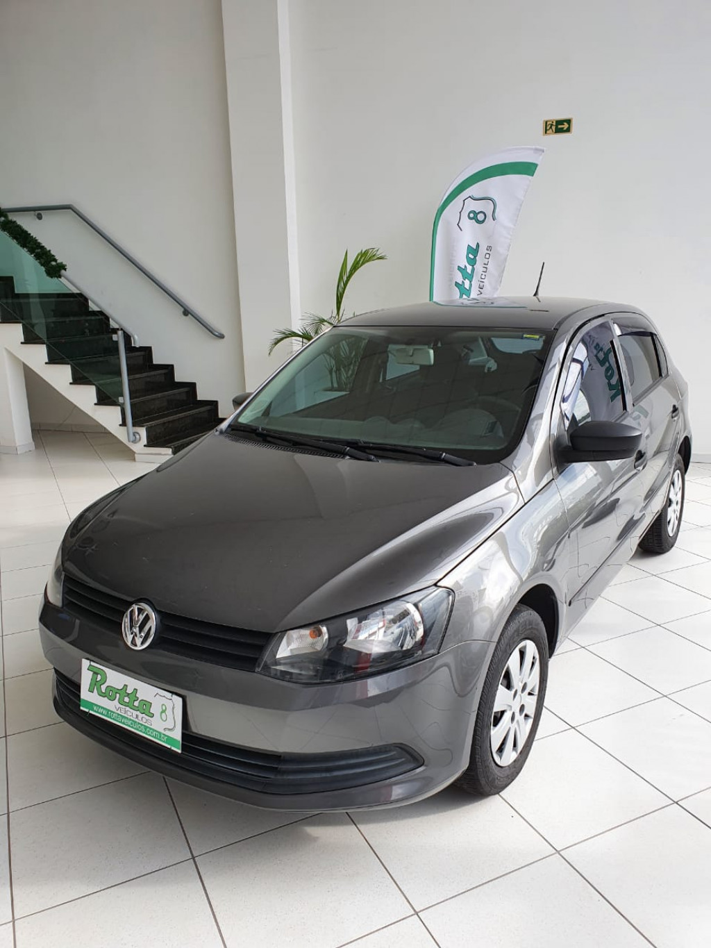 VOLKSWAGEN GOL 1.6 MI 8V FLEX 4P MANUAL