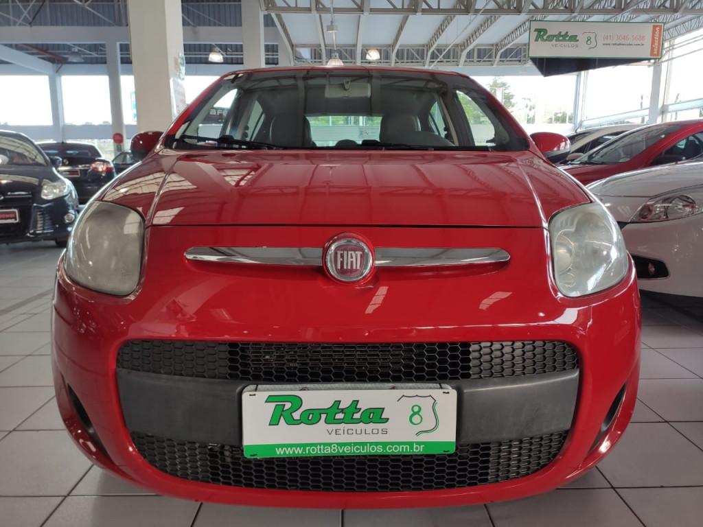 FIAT PALIO 1.4 ATTRACTIVE 8V FLEX 4P 2013 - COMPLETO + REVISADO!
