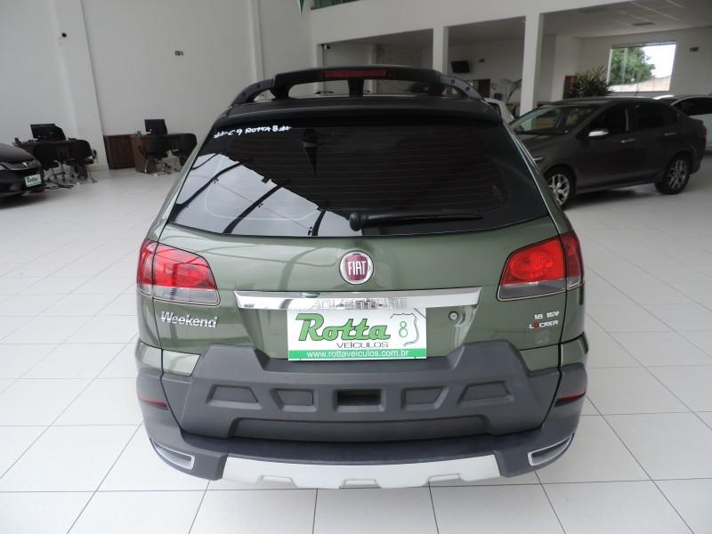 Imagem do veículo FIAT PALIO 1.8 MPI ADVENTURE LOCKER WEEKEND - O MELHOR PREÇO DA REGIÃO!