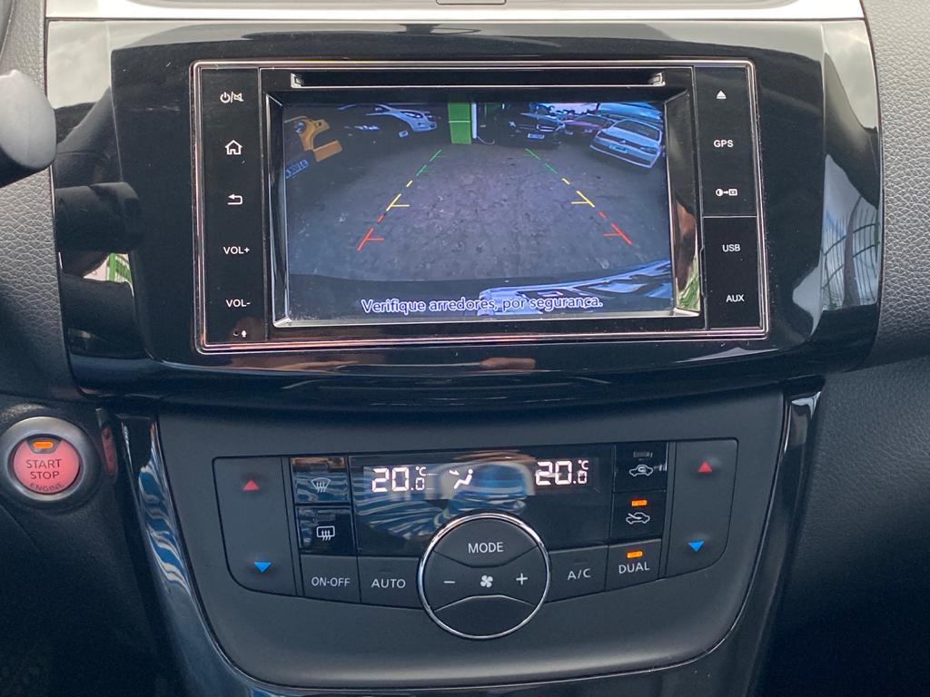 Imagem do veículo NISSAN SENTRA 2.0 SV FLEXSTART 4P AUTOMÁTICO -  APENAS 44 MIL KM!!!