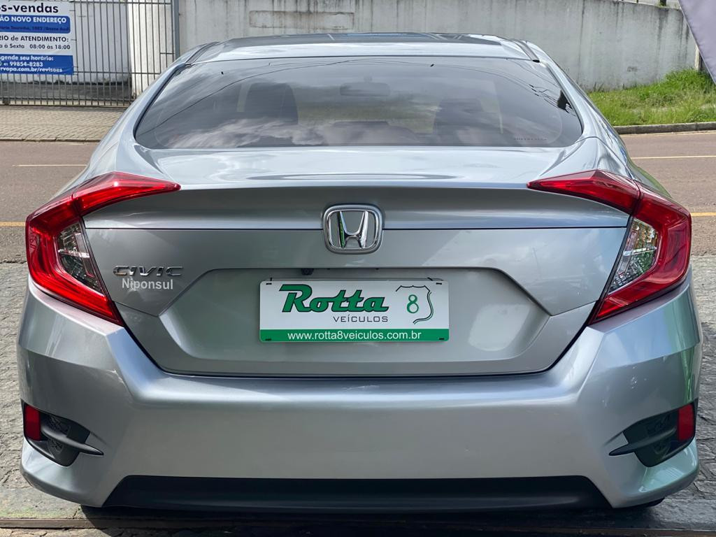 Imagem do veículo HONDA CIVIC 2.0 FLEXONE EXL  CVT - ABSURDO ESTADO DE CONSERVAÇÃO!!!
