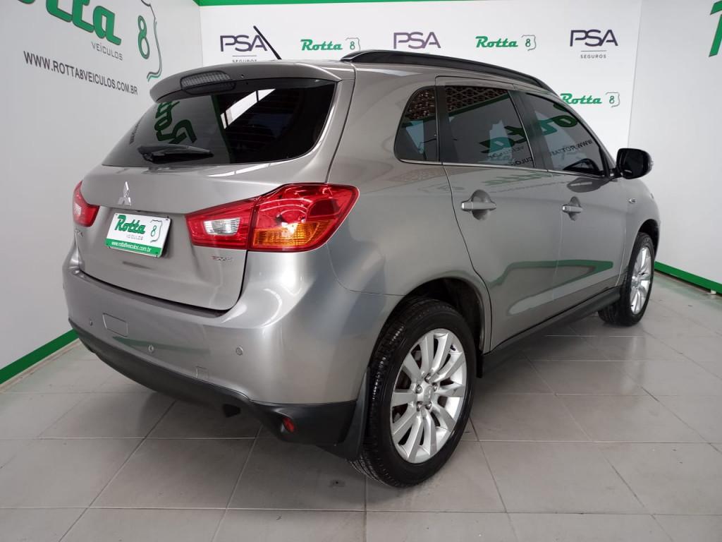 Imagem do veículo ASX 2.0 4WD 16V GASOLINA 4P AUTOMÁTICO